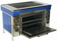 Плита промышленная электрическая Эфес Стандарт ЭПК-2ШБ с духовкой
