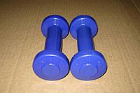 """Гантели для фитнеса """"Титан"""" 2 шт по 0,5 кг"""