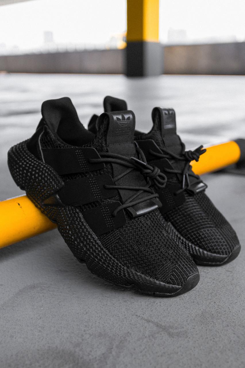 Чоловічі кросівки Adidas Prophere Black, Репліка