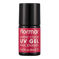 Гель-лак для нігтів  Flormar, 10 ROSE CANDY, 8 мл