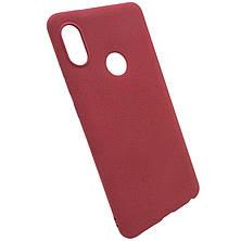 TPU Sandstone Matte case для Xiaomi Redmi Note 5 Pro / Note 5 (DC), фото 3