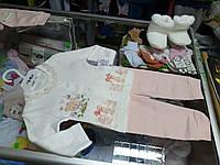 Костюм детский нарядный для новорожденной р.62 - 80