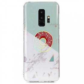 TPU чехол Marble Series для Samsung Galaxy S9+