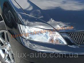 Реснички на Mitsubishi Lancer 9 2003-06 (широкие)