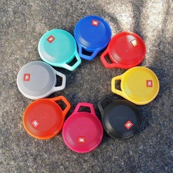🔥 Портативная водозащищенная Bluetooth-колонка JBL Clip Plus. Беспроводная акустика JBL Clip+ с Bluetooth.