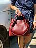 Мягкая сумка с косметичкой клатчем, фото 6