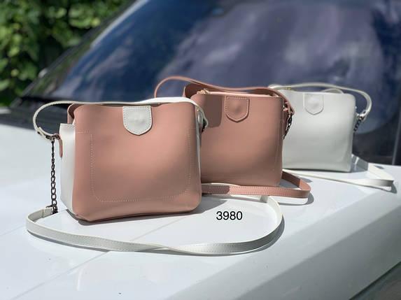 Маленькая сумка через плечо женская, фото 2