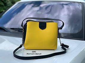 Маленькая сумка через плечо женская, фото 3