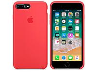 Чехол Apple Silicone Case Slim для iPhone 7Plus/8Plus - Raspberry