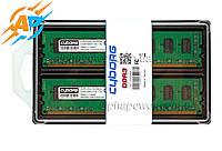 Оперативная память DDR3 16Gb (Kit of 2 х 8Gb)  PC3-12800  1600MHz Cyborg