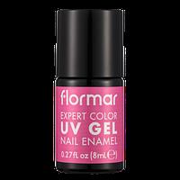 Гель-лак для нігтів  Flormar, 09 JUICY TAFFY, 8 мл