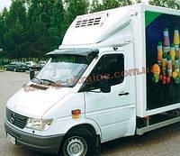Козырек на лобовое стекло - Mercedes Sprinter 1996-2006 (W901)