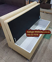 Диван маленький  для кухни с ящиком Квадро, фото 2