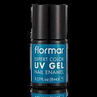 Гель-лак для нігтів  Flormar, 21 BONDI BLUE, 8 мл