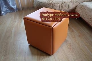Пуф трансформер коричневый., фото 3