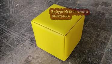 Смарт пуф, смарт мебель , пуф желтый, фото 3