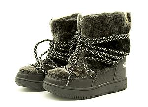 Угги-ботиночки детские меховые Kylie crazy Размеры: 29