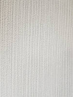 Виниловые обои  GranDeco FUSION A23501 однотонные структурные белые полоски