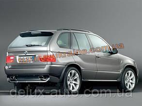 Юбка задняя на BMW X5 E53 1999-06