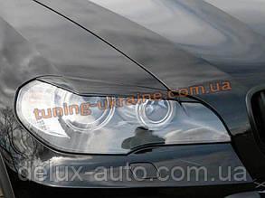 Реснички на BMW X5 E70 2006-13