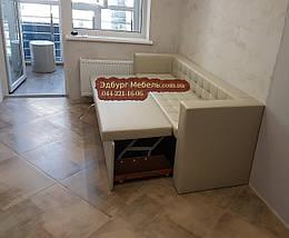 Диван Квадро со спальным местом и углововыми спинками, фото 2