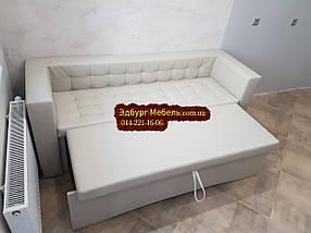 Диван Квадро со спальным местом и углововыми спинками, фото 3