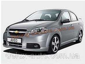 Пороги GM на Chevrolet Aveo 2 2006-11