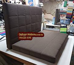 Подушки для поддонов и уличной мебели в стиле лофт 1200х600мм, фото 2
