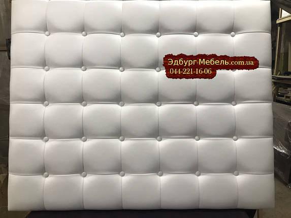 Изголовье кровати с пуговицами на заказ, фото 2