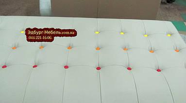Изголовье кровати с пуговицами на заказ, фото 3