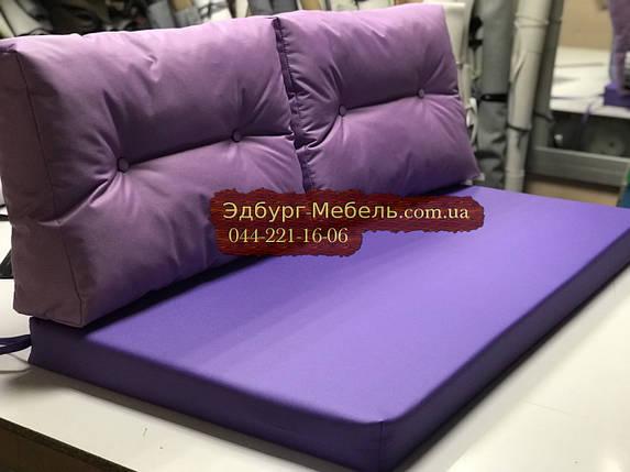 Подушки для кафе для поддонов 120см, фото 2