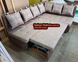 Кухонный уголок со спальным местом на заказ Киев, фото 3