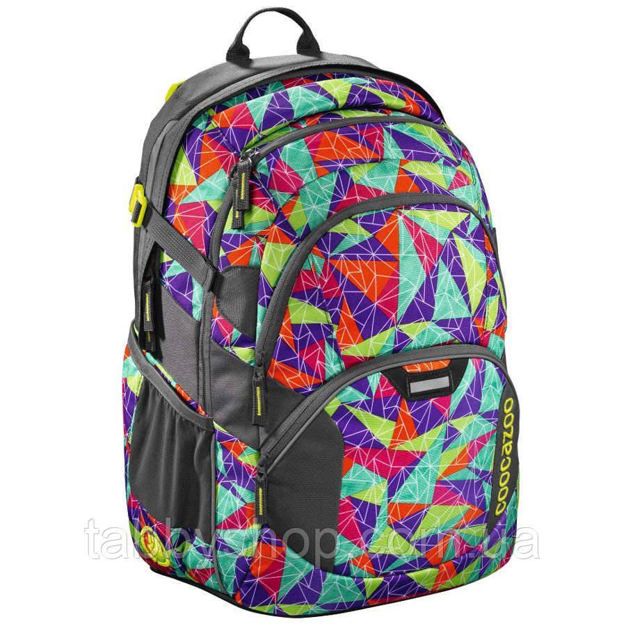 Рюкзак школьный Coocazoo JobJobber2 Spiky Pyramid