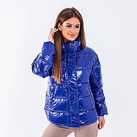 Женская куртка Indigo N 048T MONCLER SAPPHIRE