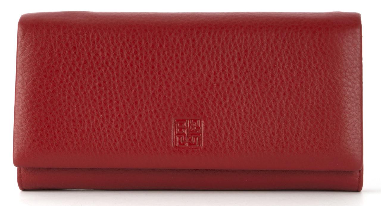 Женский кожаный качественный кошелек IVORX art. M5242