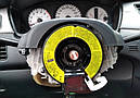 Шлейф подрулевой подушки безопасности Airbag улитка руля Mitsubishi Lancer Outlander L200 MR583930, фото 4