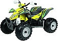 Квадроцикл электромобиль Peg-Perego Polaris Outlaw igor, 7.4 км/ч, фото 3