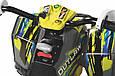 Квадроцикл электромобиль Peg-Perego Polaris Outlaw igor, 7.4 км/ч, фото 8