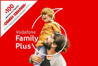 Красивый номер Vodafone 066-53-24-333