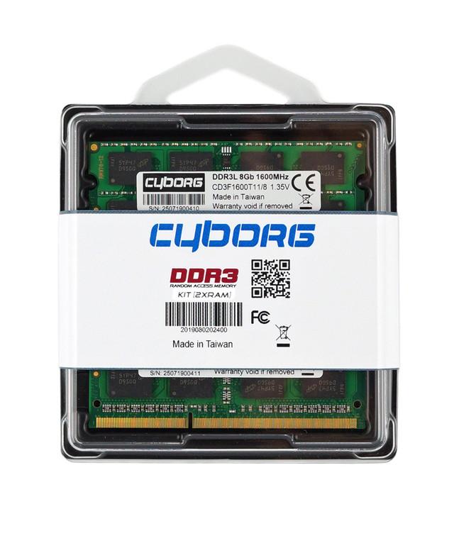 Оперативна пам'ять для ноутбука-ддр3л-16-гб-1600