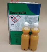 Клей наирит для ткани, кожзама Supercolla LT-17 (Италия, 0,4 л, без запаха)