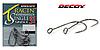 Крючки Decoy Single 31 №6 (10шт)