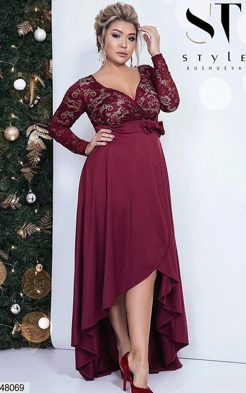 Шикарное нарядное вечернее платье  размеры:48-50,50-52