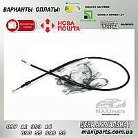 Трос ручника правый Renault Trafic/Opel Vivaro/Nissan Primastar 01-02 1503/1365mm