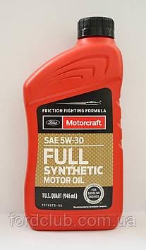 Ford Motorcraft Full Synthetic 5W-30 (для 2,0 экобуст)