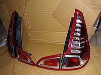 Фонарь задний Правый в крышку багажника Renault Scenic
