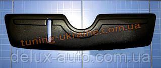 Зимова заглушка на решітку радіатора на Skoda Oktavia A5 2005-2010 матова