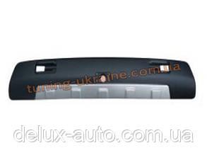Накладка V2 на бампер задняя для Honda CR-V