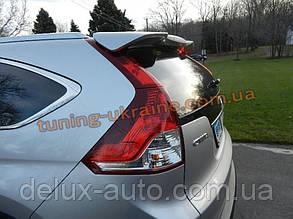 Задний спойлер на Honda CR-V 2012-2015