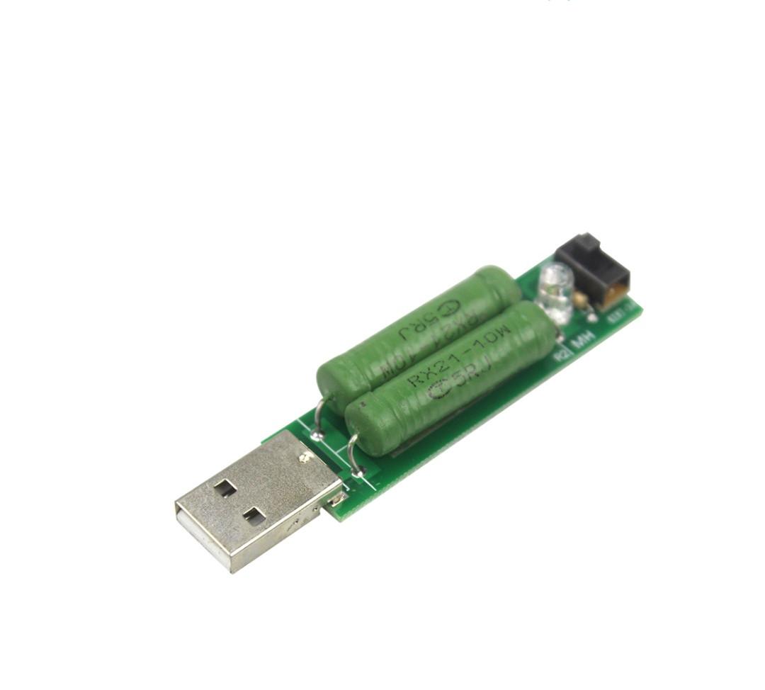 USB Нагрузка для перевірки зарядних
